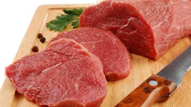 Thịt bò tốt cho thai nhi 3 tháng cuối