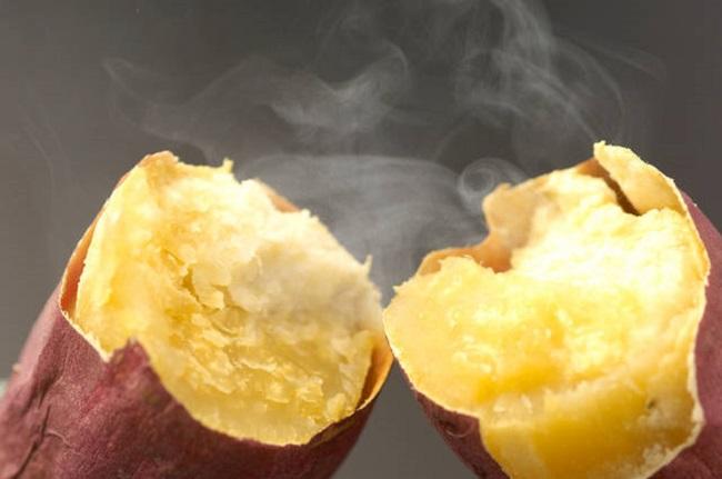 Bà bầu ăn khoai lang vào lúc nào là tốt nhất?