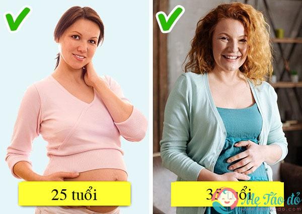 """13 quan niệm sai lầm khi mang bầu ai cũng tin """"sái cổ"""" - 10"""