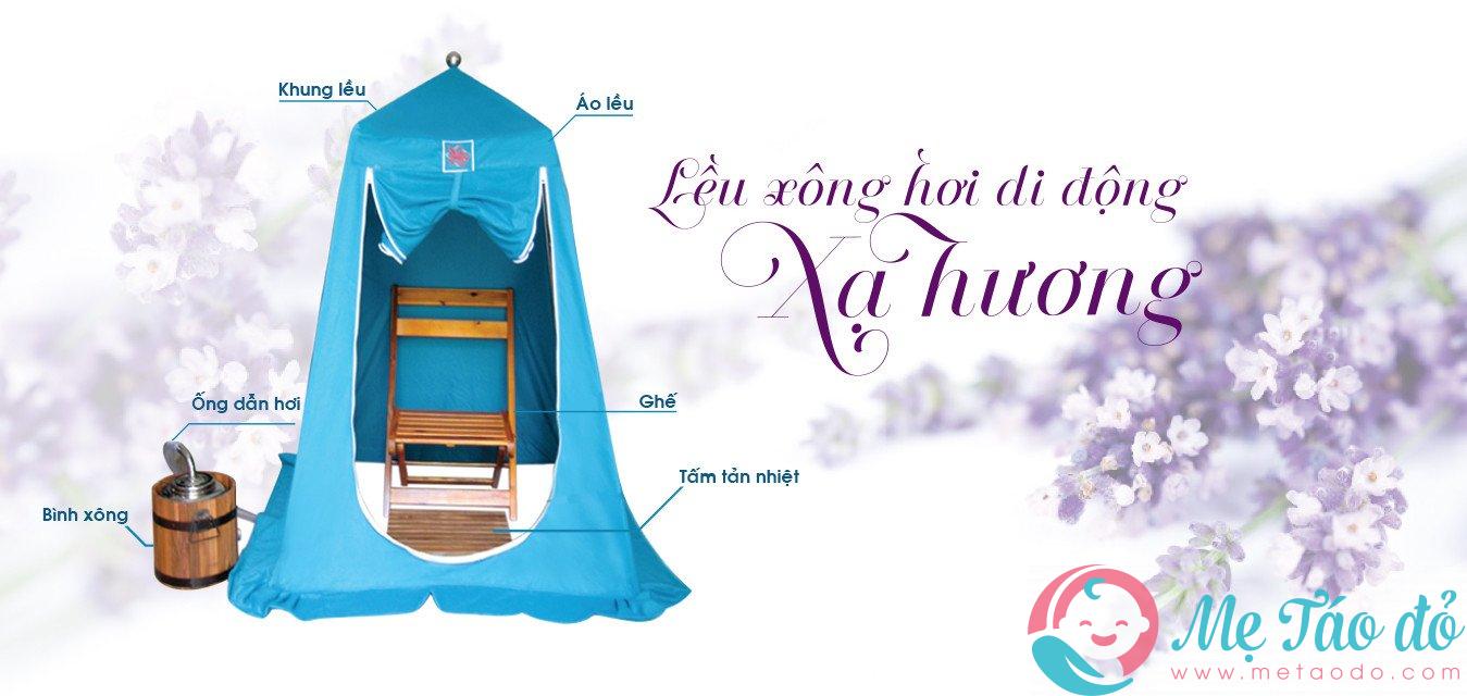 Chọn mua lều xông hơi làm quà tặng cho mẹ bầu