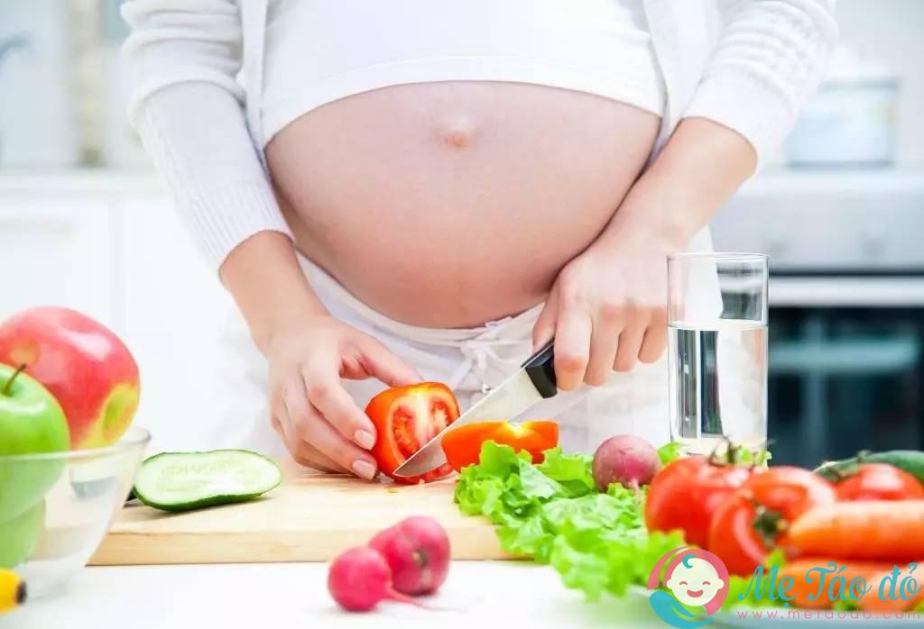 Quan tâm và chăm sóc vợ bầu với những thực phẩm giàu dinh dưỡng