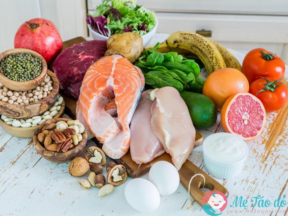 Lợi ích của vitamin B3 đối với phụ nữ mang thai