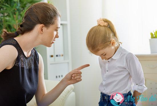 Tác hại của việc quát mắng trẻ là gì?