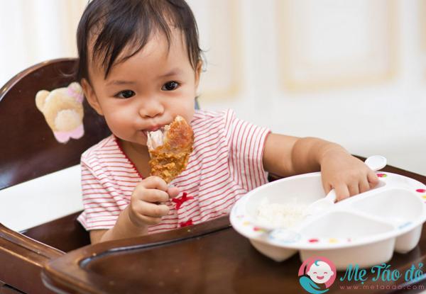có nên cho trẻ ăn thịt cóc