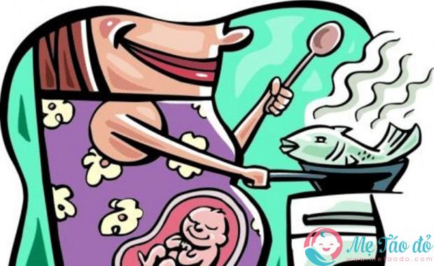 Bà bầu ăn cá có tốt không?