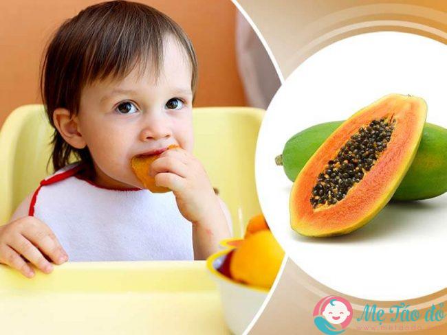 Gợi ý những loại thực phẩm bổ mắt cho trẻ