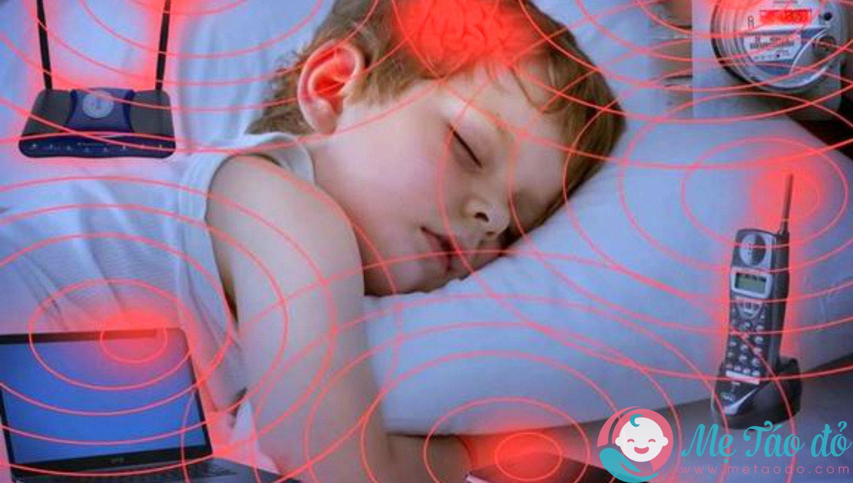 Sóng wifi có ảnh hưởng đến trẻ sơ sinh